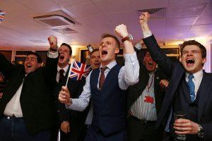 Brexit winners